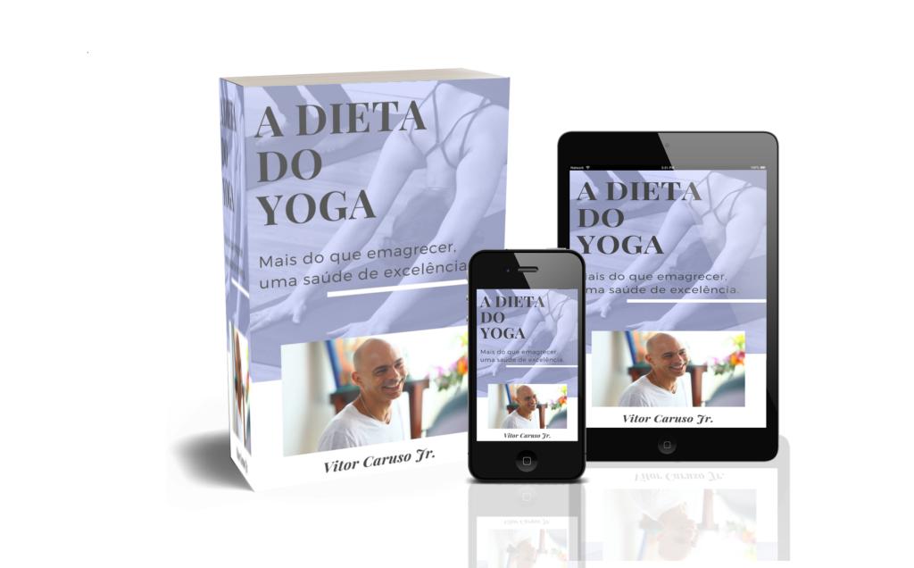 Livro A Dieta do Yoga