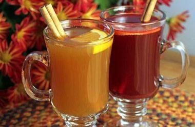 Saudável Suco de Frutas pro Inverno