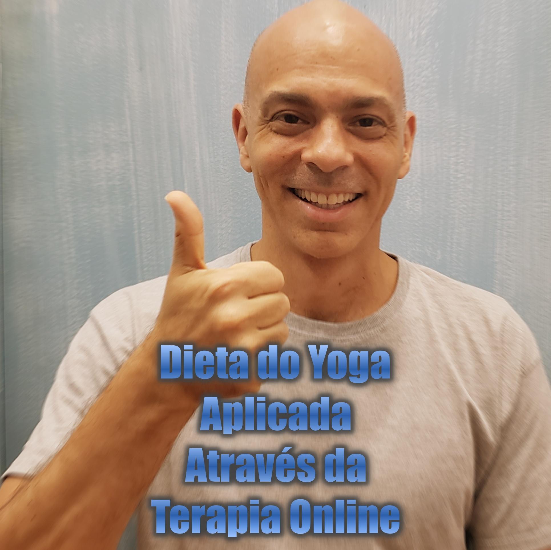 A Dieta do Yoga através da Terapia Online